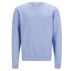 placid blue shirt