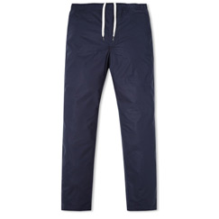 relaxed blue trouser