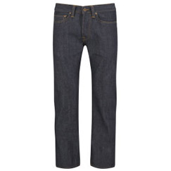 unwashed jeans