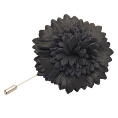 lanvin rose pin