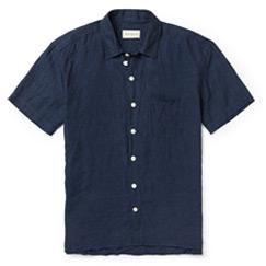 spencer linen shirt