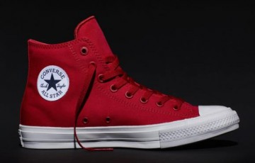 Chuck taylor II red