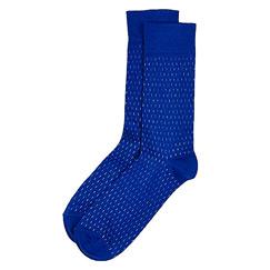 blue micro socks