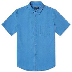 blue spring shirts