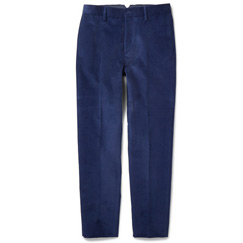 blue stan trousers