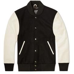 mki black jacket
