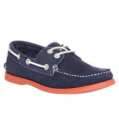 oliivar boat shoe