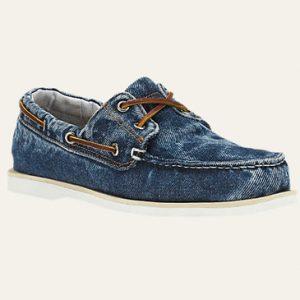 denim boat shoes 2