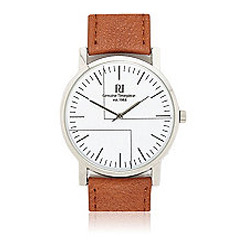 brown rose watch