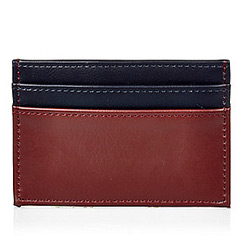 burgundy card holders