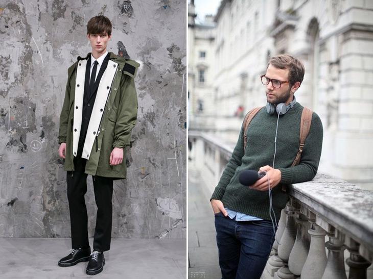 6 Colours Men Should Wear This Autumn