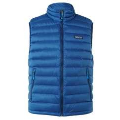down quilted jacket