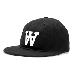 logo wool caps