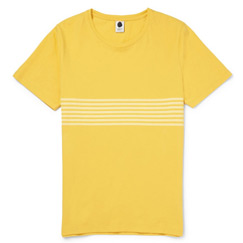 todd yellow tee