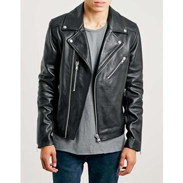 black designer jacket