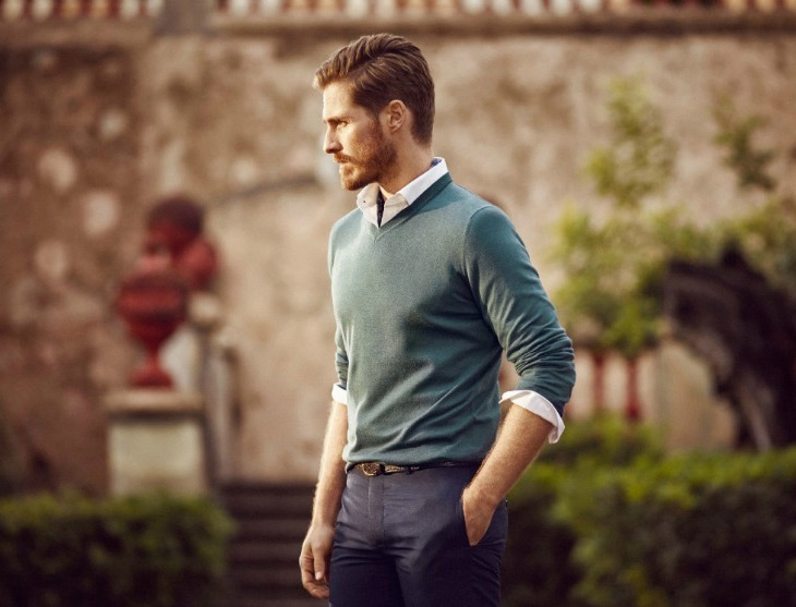 The Smart Casual Dress Code Mens Fashion Magazine