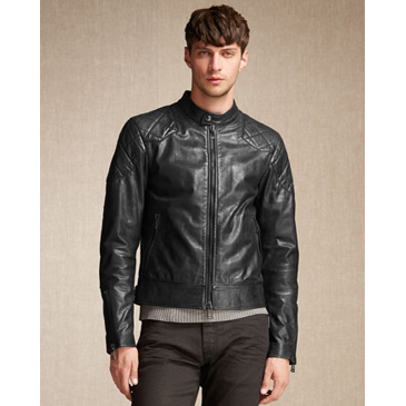 d07720876 Topman leather biker jacket » Clothes stores
