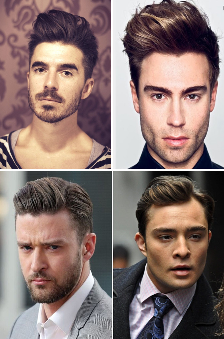 How To Style The Quiff Mens Fashion Magazine