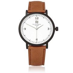 light brown watch