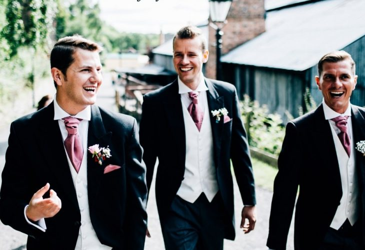 Groom Attire - What To Wear To Your Wedding | Mens Fashion Magazine