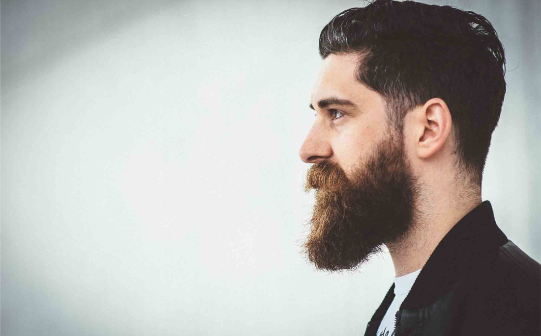 mens beard tips