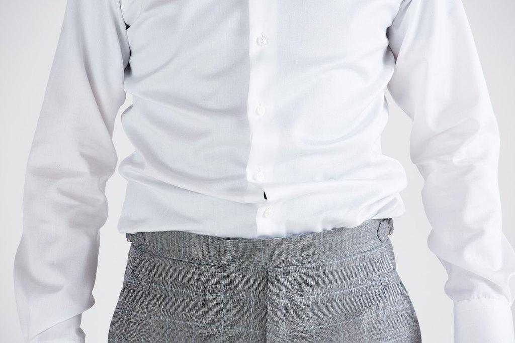 shirt stays sharp and dapper