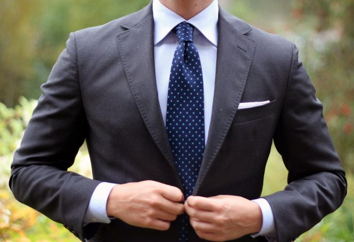 3 simple shirt and tie combinations mens fashion magazine for Mens dress shirts and ties combinations