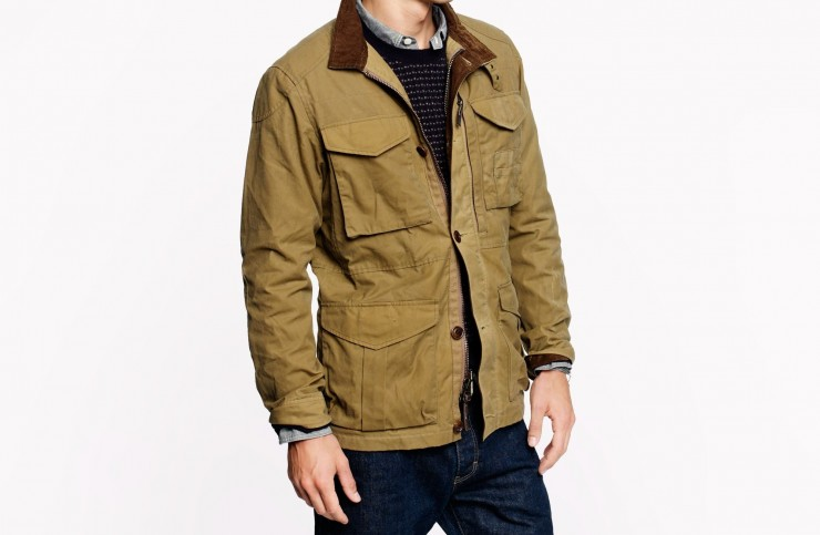 field jacket mens