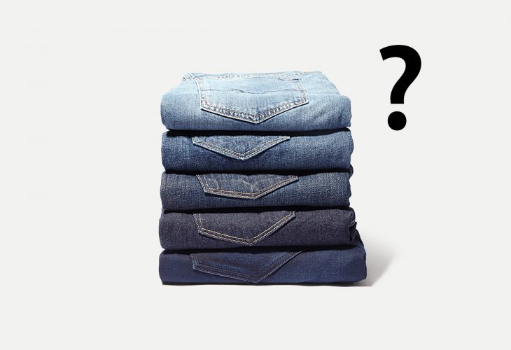 93f99d4601 3 Pairs Of Jeans Every Man Needs