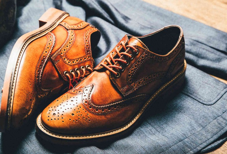 mens brogue