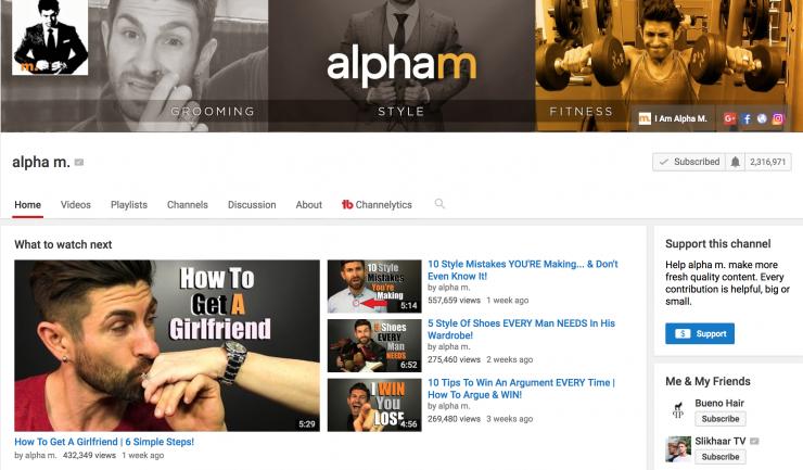 aaron marino youtube