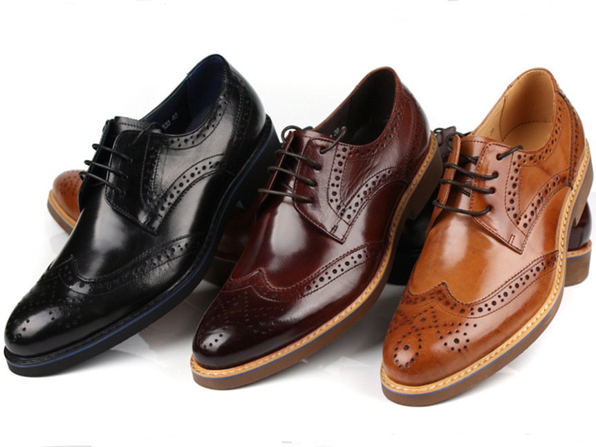 dress shoes colour