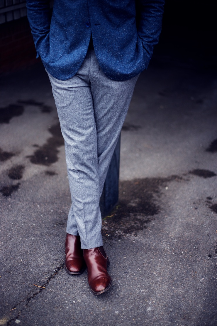 Blazer and Trousers