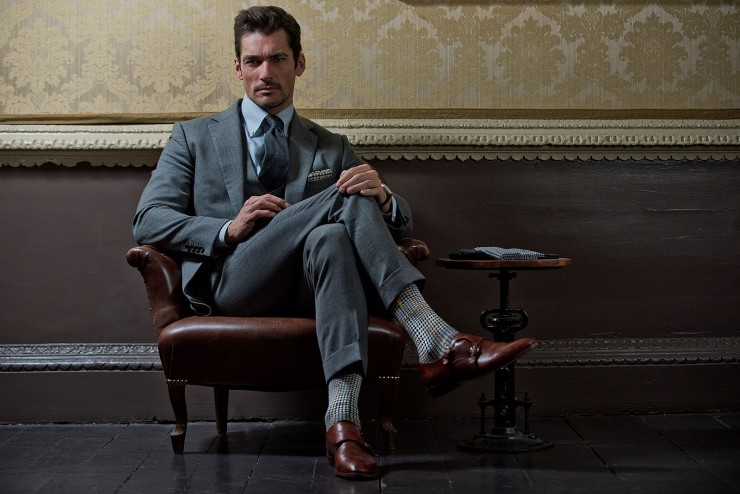 david gandy socks