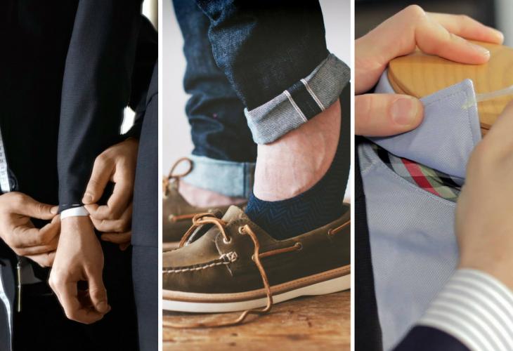 12 Style Hacks You Need To See Mens Fashion Magazine