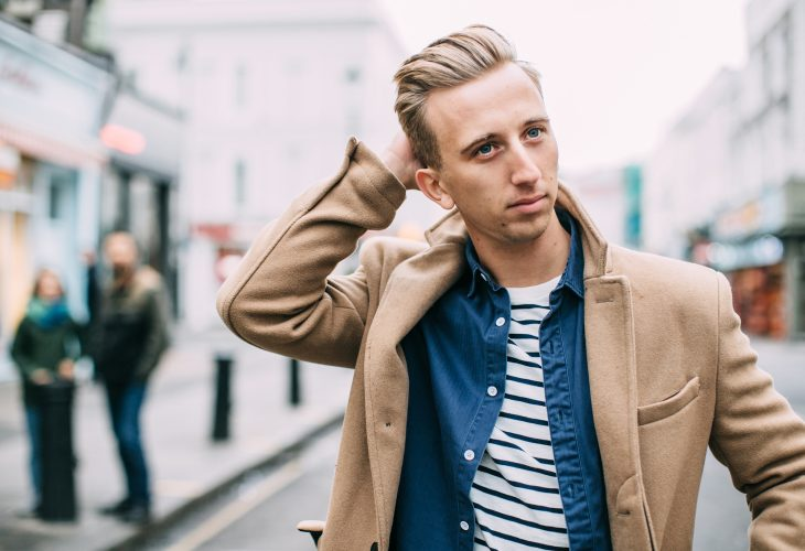 5 Men S Hairstyle Trends For 2018 Mens Fashion Magazine