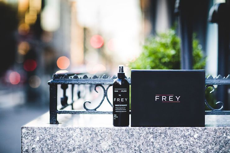 frey for men bottle