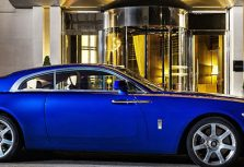 45 Park Lane Team Up With Rolls-Royce