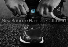 New Balance Blue Tab Collection