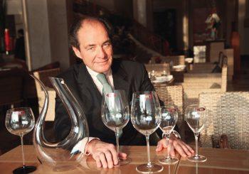 Riedel Veritas Comparative Wine Glass Tasting