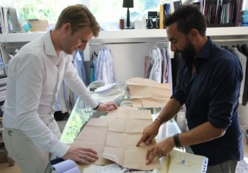 The Process Behind Made To Measure With Guy Field