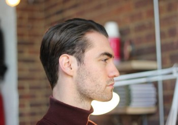 AW15 Trend: Slick Back Hair