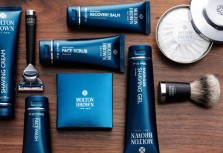 Molton Brown Launches Men's Grooming Collection
