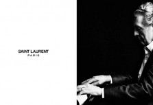 Return Of Hedi Slimane's Saint Laurent Music Project