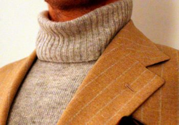 Mens Fashion Basics: The Turtleneck