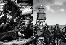 Belstaff SS14 Campaign Featuring David Beckham