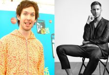 Calvin Harris Before & After – The Transformation