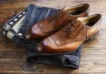 How To Wear Dress Shoes With Jeans