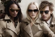 The Trench Collection – Burberry Eyewear SS14