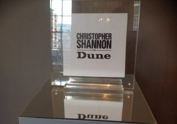 Christopher Shannon Collaborates With Dune